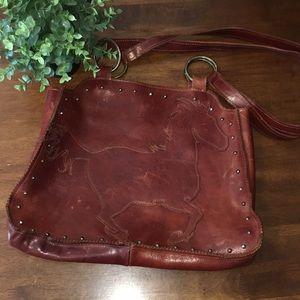 Ditty Leather Handbag